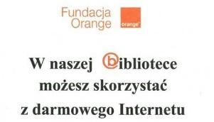 Darmowy internet w bibliotece