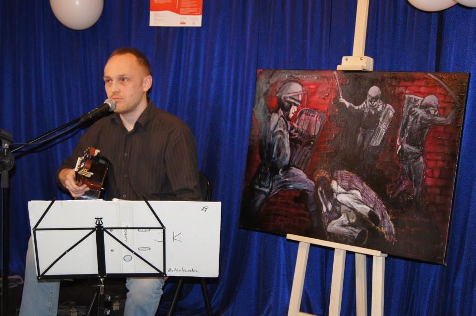 Galeria Koncert twórczości Jacka Kaczmarskiego