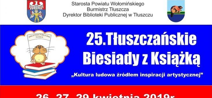 25. Tłuszczańskie Biesiady z Książką